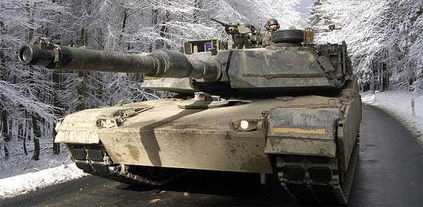 M1A1Abrams